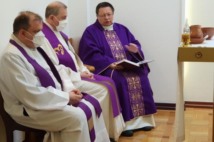 Abp Ryś: Jezus daje fundament Kościołowi w Apostołach i Prorokach