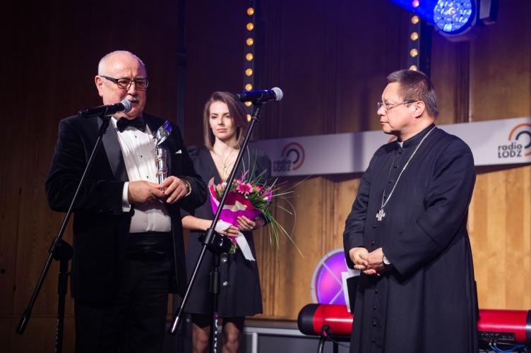Nagroda Sternika Łodzi dla arcybiskupa łódzkiego Grzegorza Rysia