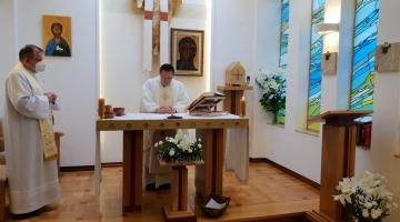 Abp Ryś: apostołowie modlą się dla siebie o miłość od Ducha Świętego