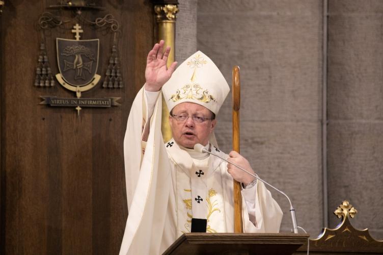 Abp Ryś o świadectwie św. Piotra - Uroczystość Zmartwychwstania Pańskiego