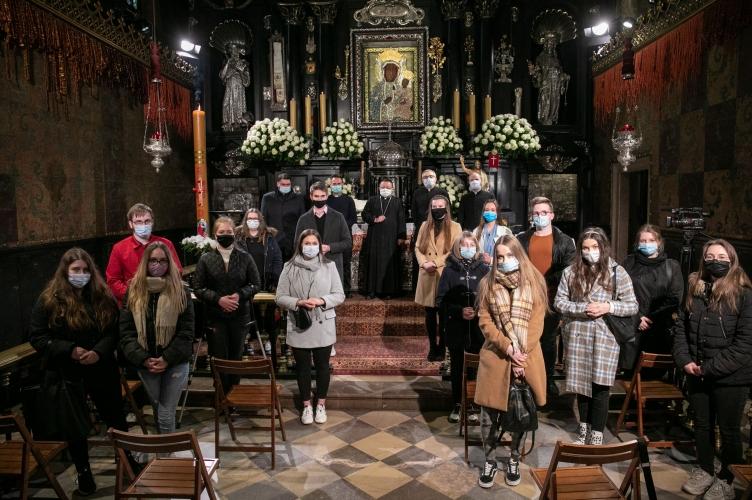 Pielgrzymka maturzystów Archidiecezji Łódzkiej na Jasną Górę 2021