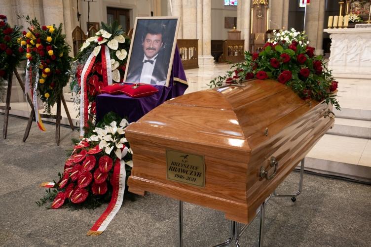 Pogrzeb śp. Krzysztofa Krawczyka  - 2021