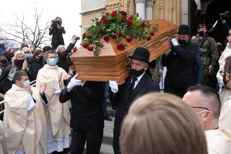 Fotoreportaż z uroczystości pogrzebowych śp. Krzysztofa Krawczyka