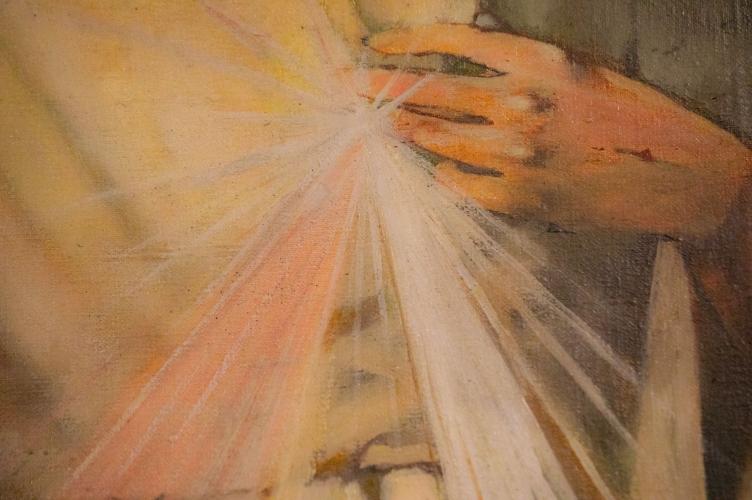 Abp Ryś w Święto Miłosierdzia: rany Jezusa są bardzo szczególnym portretem Boga!