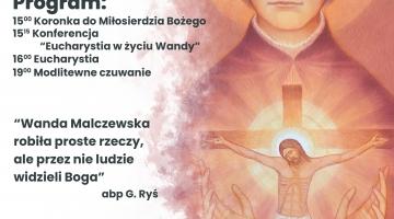 Archidiecezjalna pielgrzymka do grobu Sł. B. Wandy Malczewskiej
