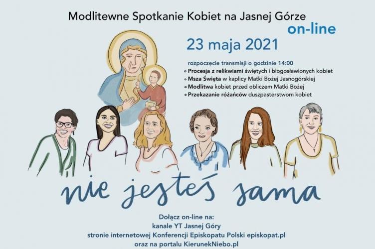 Modlitewne Spotkanie Kobiet na Jasnej Górze - 23 maja