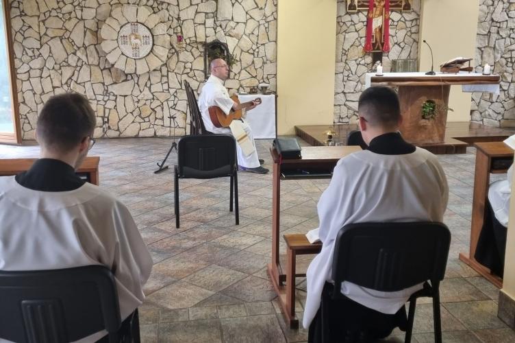 Rekolekcje przed święceniami Diakonatu | Olsza 2021