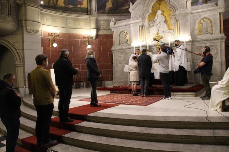 Ekumeniczne rekolekcje dla małżeństw mieszanych wyznaniowo   dzień 2   Łódź 2021