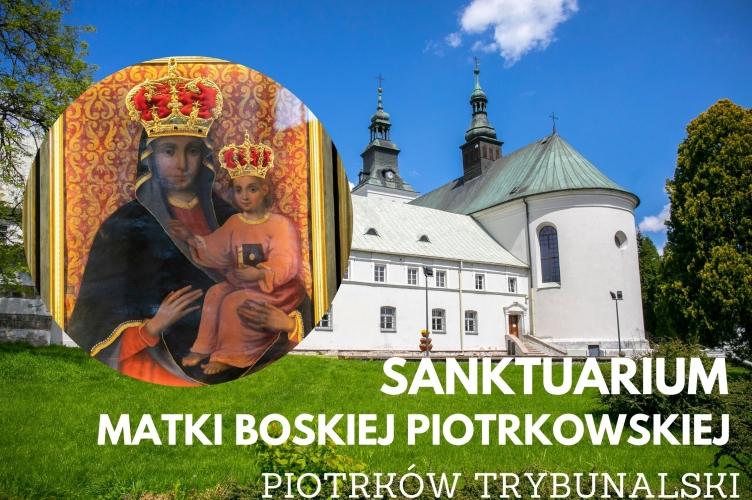 Matka Boża Piotrkowska - kult obrazu Matki Bożej - #2