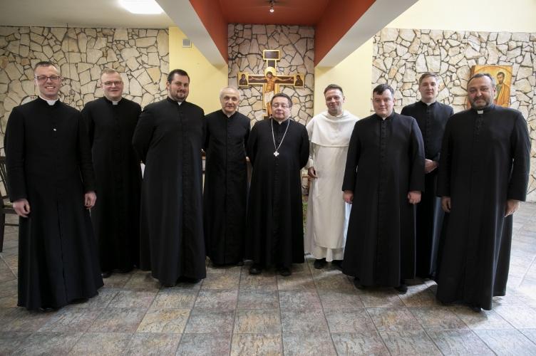 Rekolekcje dla diakonów przed święceniami kapłańskimi - 2021