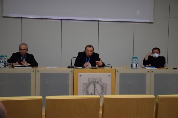 """""""Od Evangelii nuntiandi do Evangelii gaudium""""   Ogólnopolska Konferencja Naukowa w WSD"""
