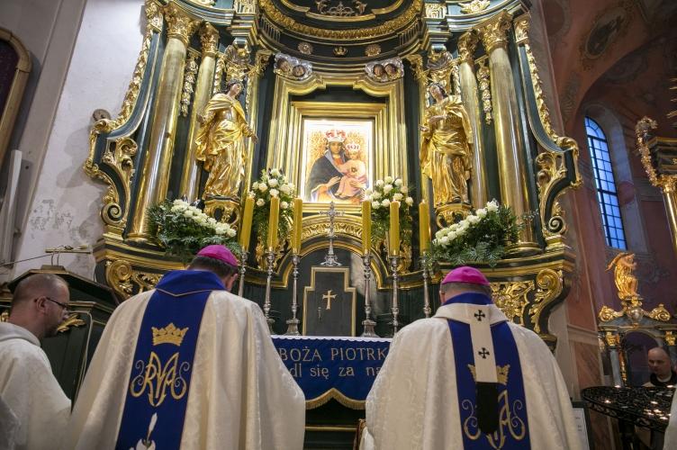 Sanktuarium Matki Bożej Piotrkowskiej w Piotrkowie Trybunalskim - 2021