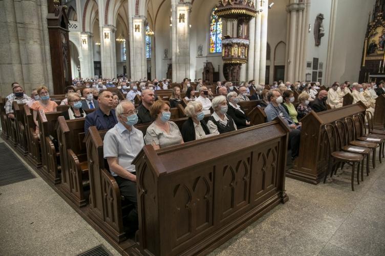 Archidiecezjalne Święto Eucharystii - 2021 / 1