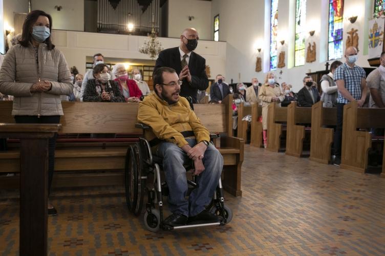 Jubileusz 20-lecia Duszpasterstwa Osób Niepełnosprawnych - 2021