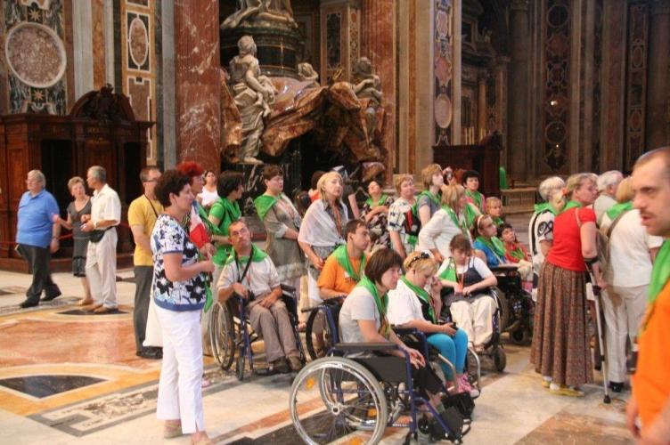 20 lat Duszpasterstwa Osób Niepełnosprawnych Archidiecezji Łódzkiej