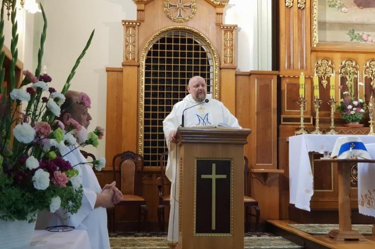 Ojciec Tomasz Nowak o Mocnej Maryi