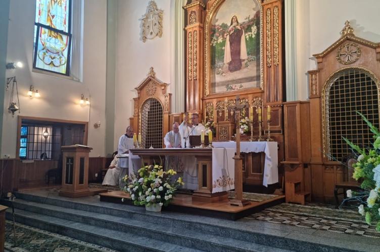 O. Tomczak: Maryja jest naszą pośredniczką i akweduktem