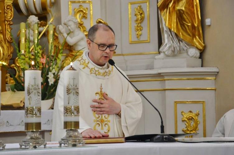 Nowy proboszcz w parafii św. Jacka i św. Doroty w Piotrkowie Trybunalskim