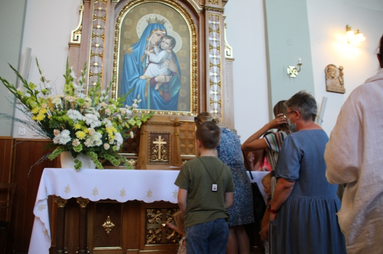 Odpust ku czci Matki Bożej z Góry Karmel | Łódź 2021