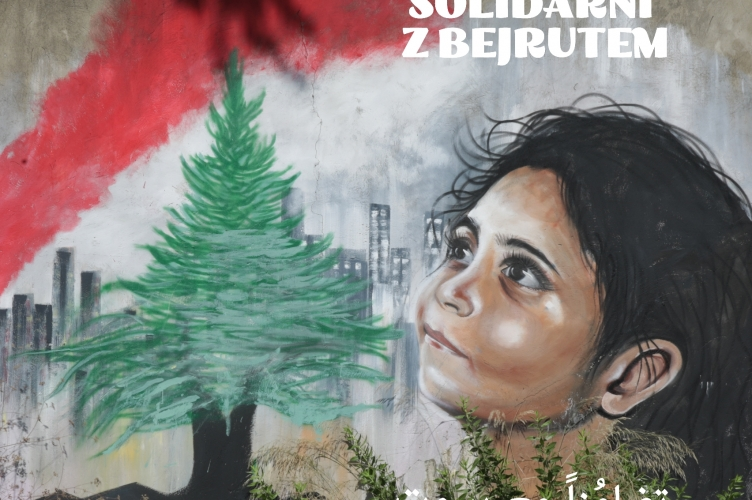 Solidarni z Bejrutem 2021