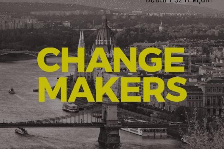 Zaproszenie na CHANGEMAKERS w Budapeszcie