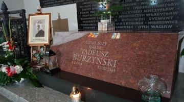 Sługa Boży ks. Tadeusz Burzyński – pierwszy męczennik Powstania Warszawskiego