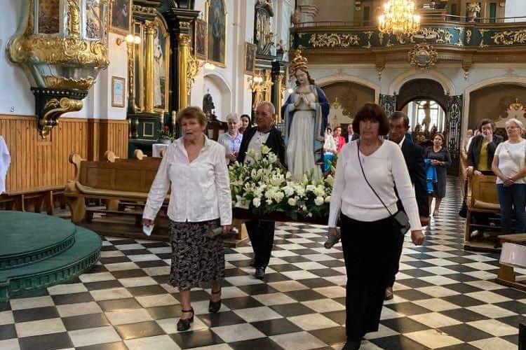 Pierwsza sobota miesiąca w Sanktuarium Matki Bożej Piotrkowskiej