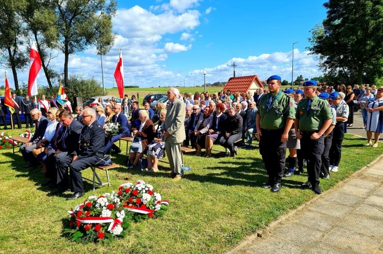 Milejów: Uroczystości upamiętniająca 82. rocznicę bitwy o Szosę Piotrkowską
