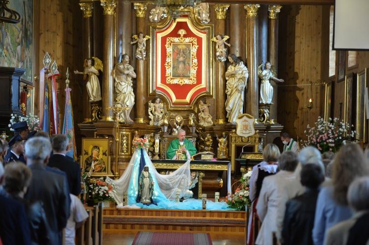 Wygiełzów - 225 lat kościoła parafialnego
