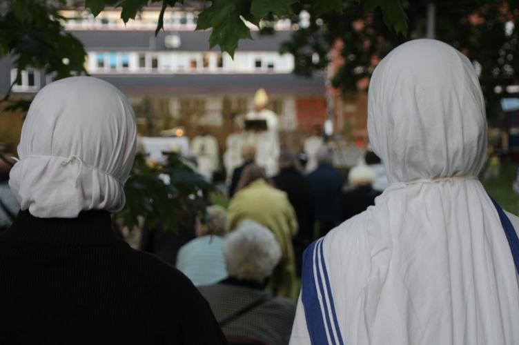 Zakończenie Jerycha modlitewnego w Archidiecezji Łódzkiej   Łódź 2021