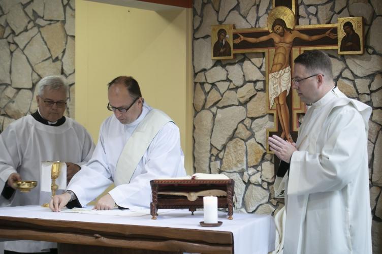 Abp Ryś do przyszłych prezbiterów: traktujcie ten Kościół, jako swoją Matkę, a nie miejsce pracy!