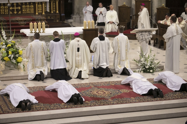 Święcenia Kapłańskie Seminarium 35+ - 2021