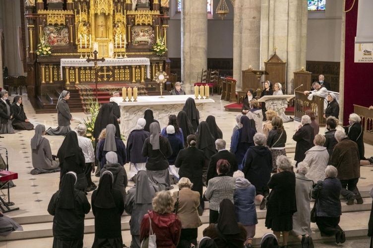 Rekolekcje dla sióstr zakonnych #1 - 2021