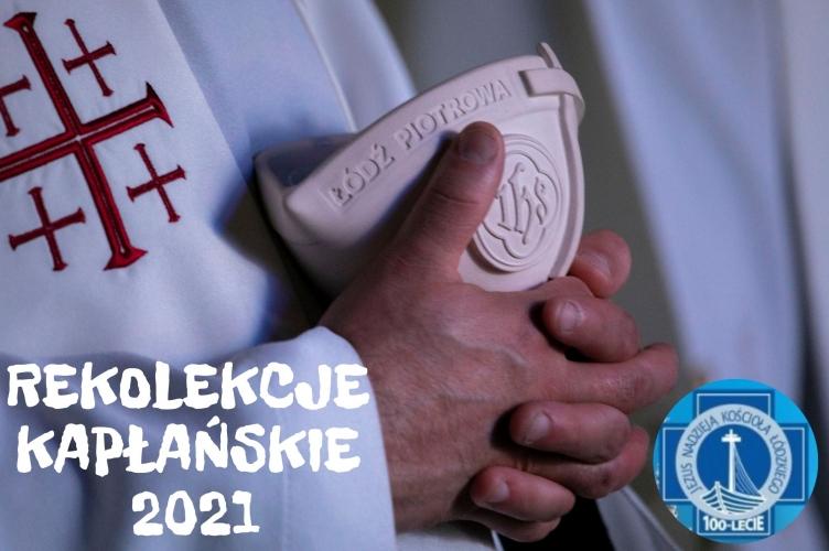 Rekolekcje kapłańskie w łódzkiej katedrze już 15 września o godz. 19:30