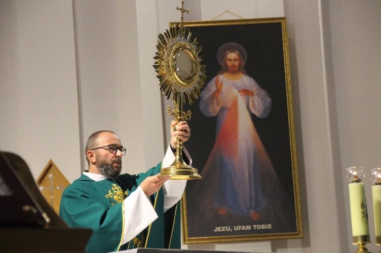 Jerycho modlitewne w parafii MB Fatimskiej | Łódź 2021