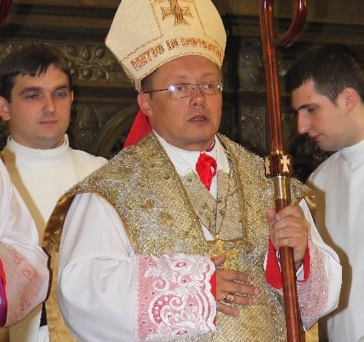 Konsekracja biskupia ks. Grzegorza Rysia - Wawel 28 IX 2011
