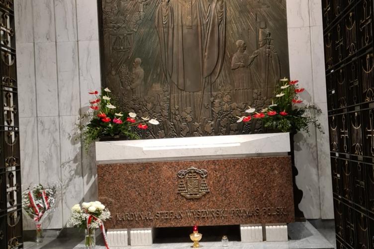 Parafialnie na pielgrzymce do błogosławionego Kardynała