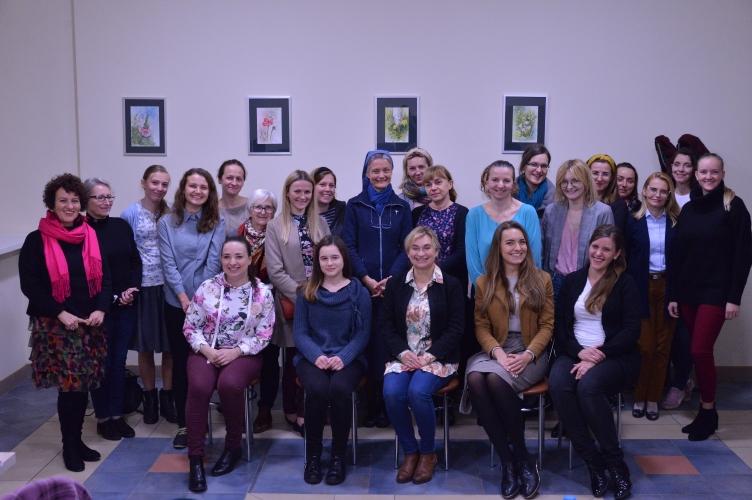 Kobiety kobietom | Duszpasterstwo kobiet AŁ | Łódź 2021
