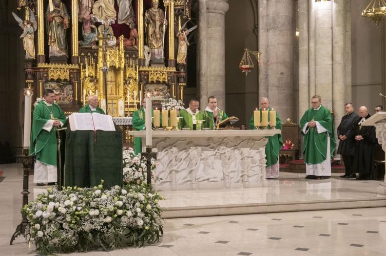 Łódzka inauguracja Synodu o synodalności - 2021