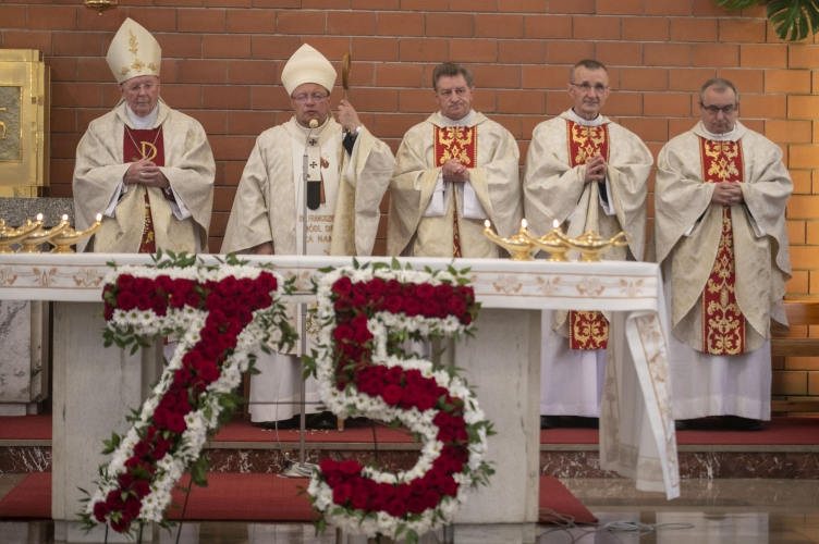 75 lat posługi Sióstr Bernardynek w Rudzie Pabianickiej - 2021