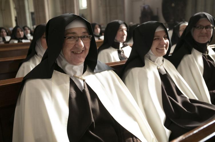 Jubileusz 100-lecia Zgromadzenia Karmelitanek Dzieciątka Jezus w Łodzi - 2021